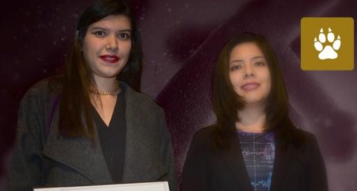 Universitarias obtienen Beca para las Mujeres en la Ciencia 2016