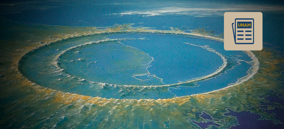 Universitarios dan a conocer resultados de la expedición al cráter Chicxulub