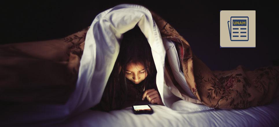 Dispositivos que roban el sueño