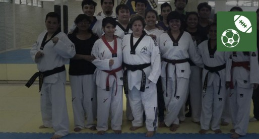 Universitaria, primer mexicana en obtener Séptimo Dan de Taekwondo