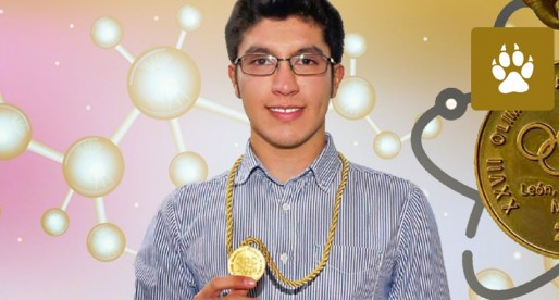 Alumno de la UNAM, primero en ganar oro en Olimpiada Nacional de Física