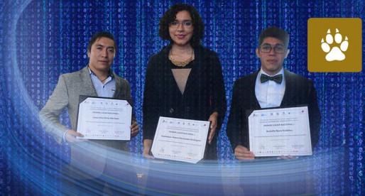 """Universitarios ganan Concurso """"ViveConCiencia 2016"""""""