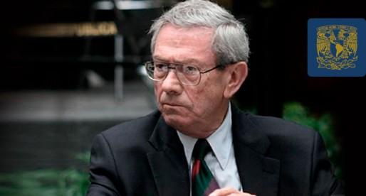 Nombran a Carlos Tello Macías profesor emérito de la UNAM