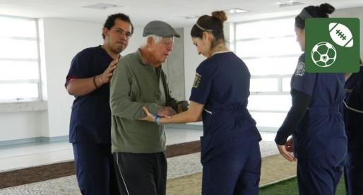 Fisioterapia, la ciencia del movimiento en la UNAM