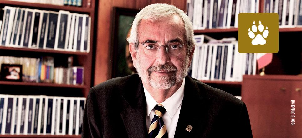 Rector de la UNAM ingresa a la Academia Nacional de Cirugía de Francia