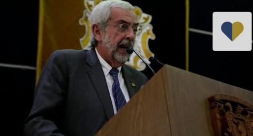 La UNAM trabaja por México: Graue