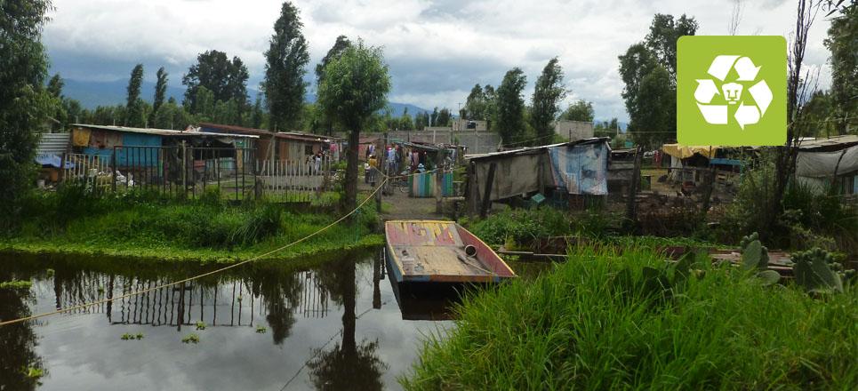Humedales de la ciudad en riesgo debido a asentamientos irregulares: UNAM