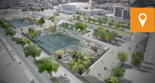 Parque hídrico La Quebradora, una realidad que beneficiará a capitalinos