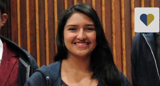 Participará alumna de la UNAM en la Olimpiada Nacional de Química