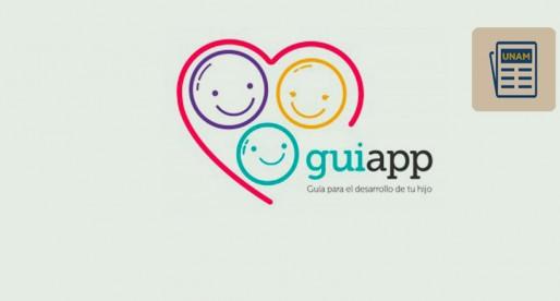 GuiApp, un apoyo para el desarrollo de tus hijos