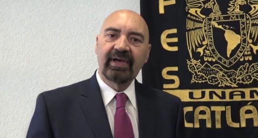 FES Acatlán tiene nuevo director