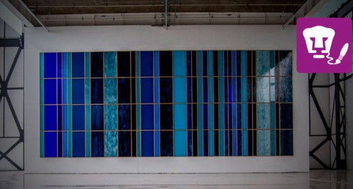 Azul extensivo en el Museo del Chopo