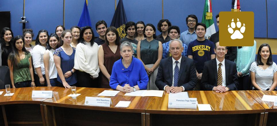 Estudiar en la UNAM, un privilegio: alumnos de la UC