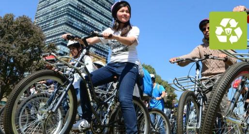 Ciclopistas y APP para mejorar movilidad en CU