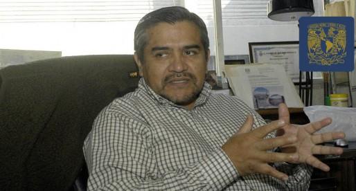 Delgado Granados, nuevo director del Instituto de Geofísica de la UNAM
