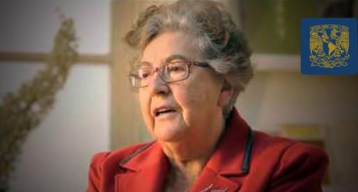Conoce a Herminia Pasantes, referente mundial en neurociencias