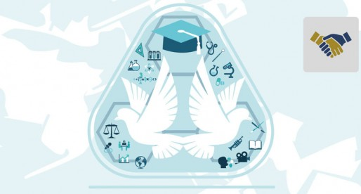 Concluye Primer Festival Universitario por la Paz en CU