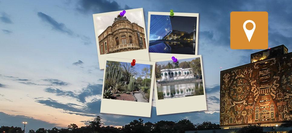 Conoce las visitas guiadas que Fundación UNAM tiene para ti
