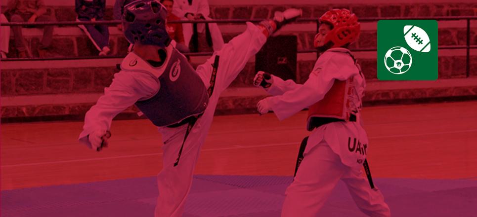 Taekwondoínes PUMA brillan en International Championship Challenger