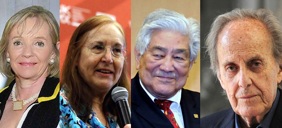 ALDF distingue a académicos de la UNAM
