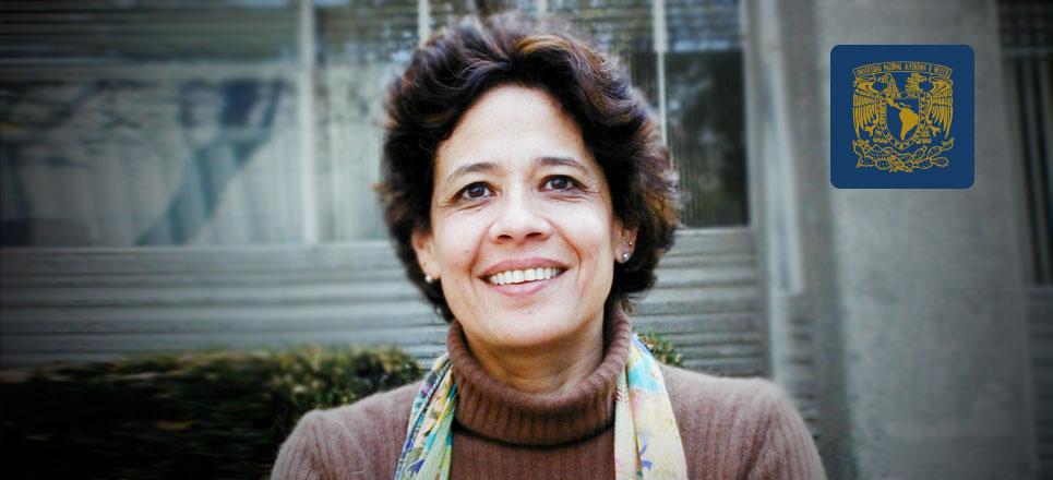 Irene Cruz y su pasión por las galaxias