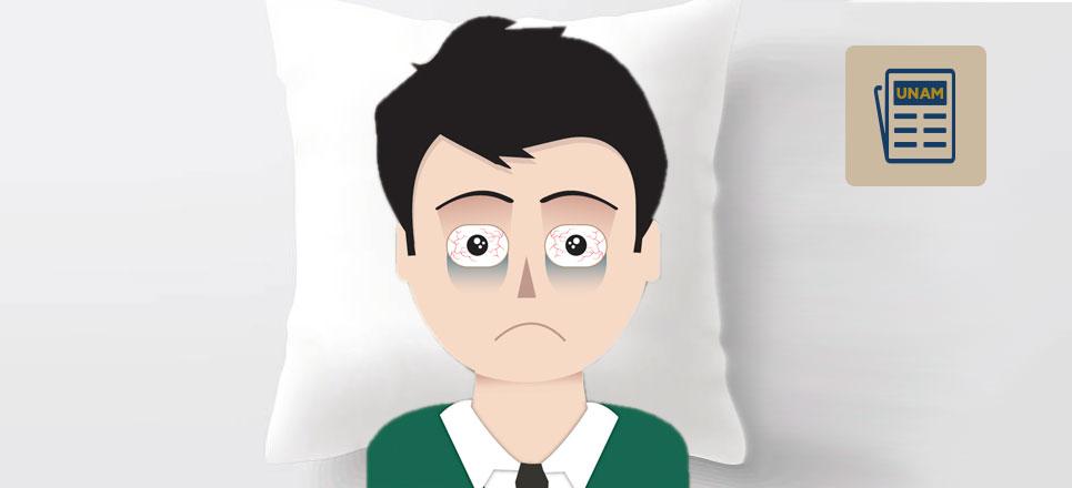 ¿Cómo afectan los problemas de sueño a tu salud?