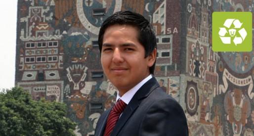 Crea estudiante de la UNAM ahorrador de agua; utiliza sólo 10 litros en el baño
