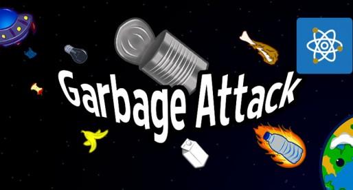 Aprende a separar la basura jugando Garbage Attack