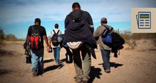 Migración, válvula de escape ante insuficiencias de la economía mexicana