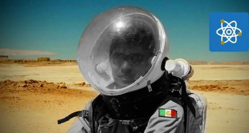 Estudiante de la UNAM viaja a Utah para hacer simulaciones de Marte