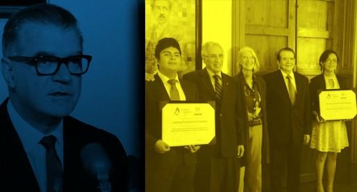 FUNAM encabeza premiación Barrios Sierra 2016