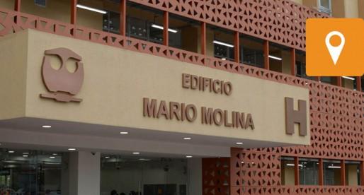 Edificio Mario Molina, entre la academia y la industria