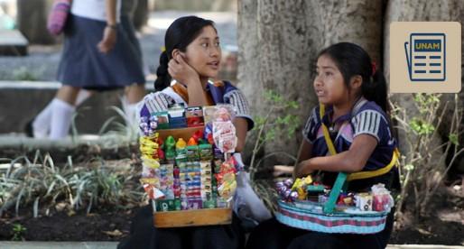En México, 3.6 millones de niños realizan alguna clase de trabajo