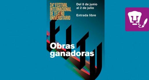 Inicia el ciclo Ganadoras del Festival Internacional de Teatro Universitario