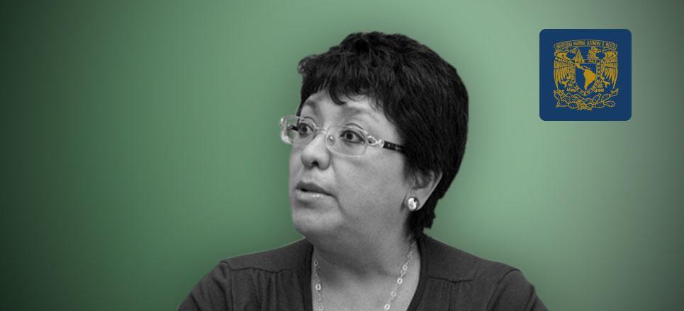 Verónica Montes de Oca, experta en adultos mayores en México