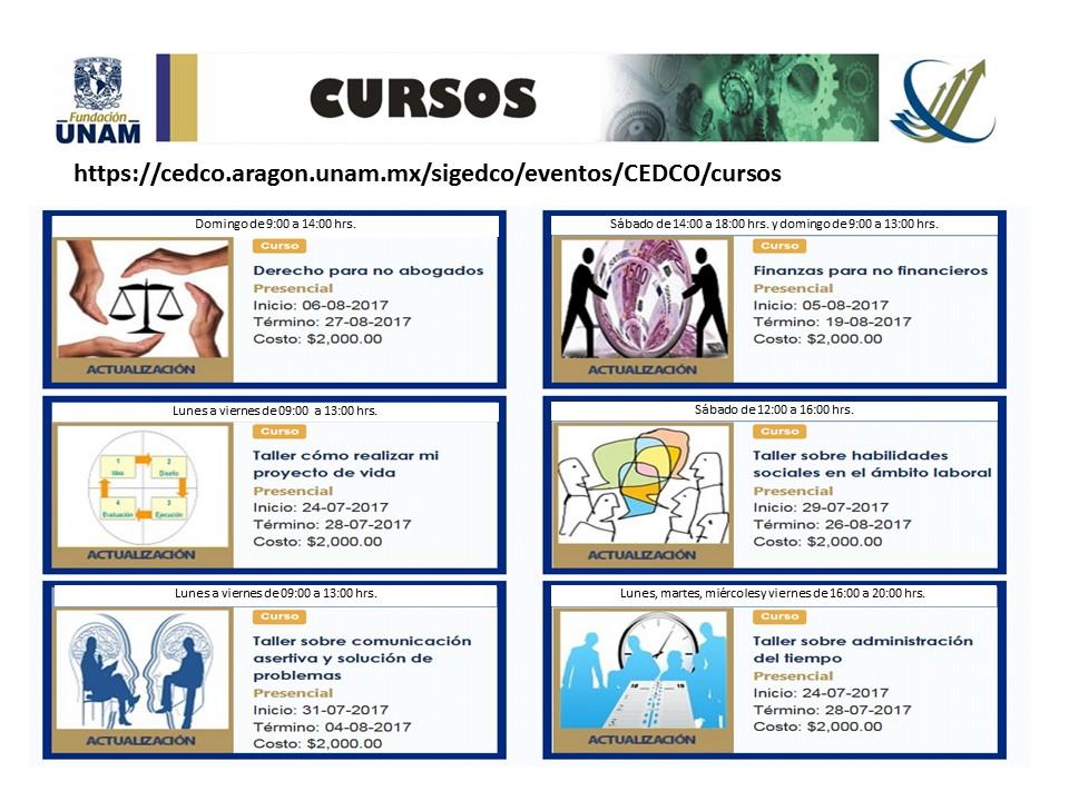 Cursos 2
