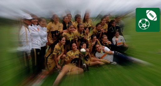 PUMAS femenil, campeonas de la Liga Mayor