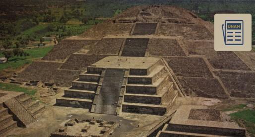 UNAM participa en descubrimiento en la Pirámide de la Luna
