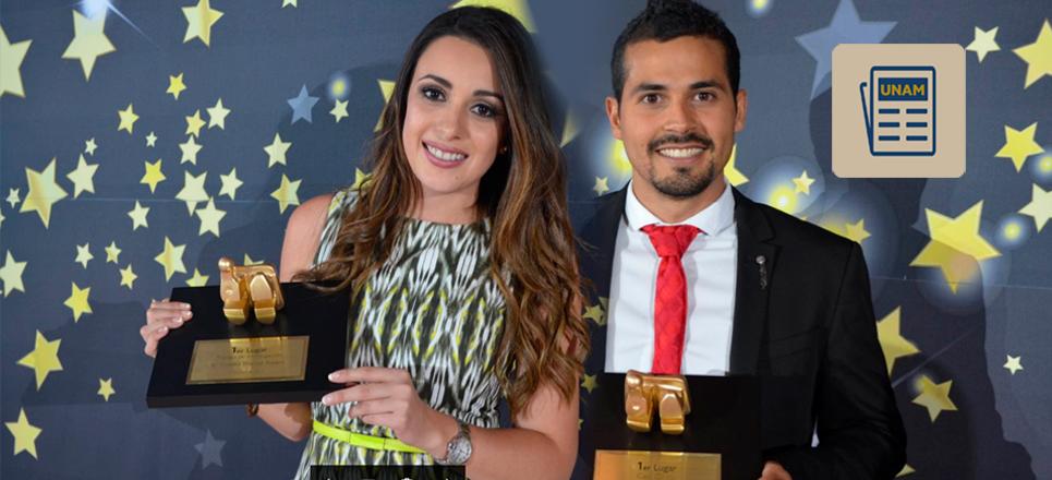 Universitarios obtienen Golden Bracket Award 2017