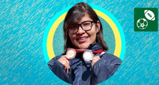 Universitaria busca refrendar medalla en Paralimpiada Nacional 2017