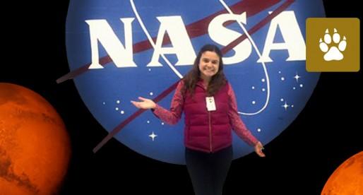 Estudiante de la UNAM realiza simulaciones en la Nasa sobre aterrizajes en Marte