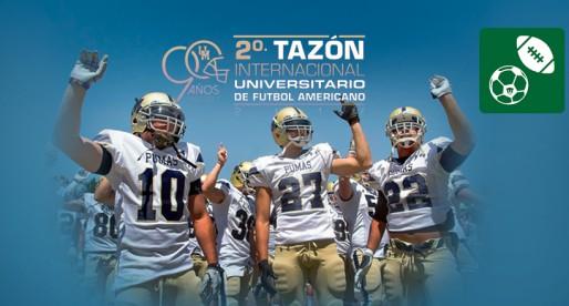 Estadio Olímpico recibe al Segundo Tazón Internacional Universitario
