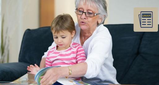 Convivir con los abuelos, una experiencia de amor