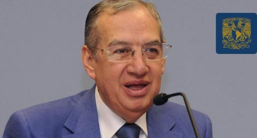 Adalberto Santana, el analista internacional de la UNAM