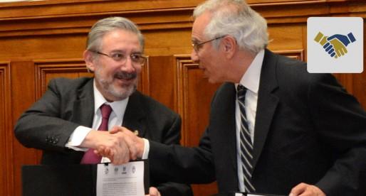 Fundación UNAM y SCJN firman convenio de colaboración