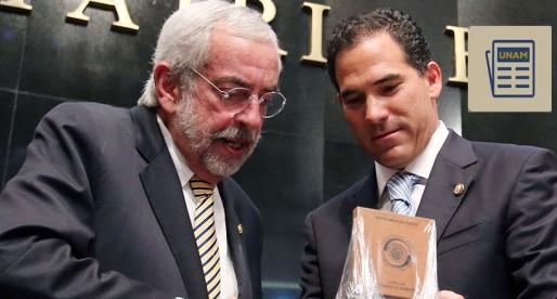 Congreso de la Unión reconoce a Geoparques de la UNAM