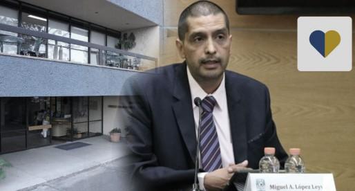 López Leyva, nuevo director del Instituto de Investigaciones Sociales de la UNAM
