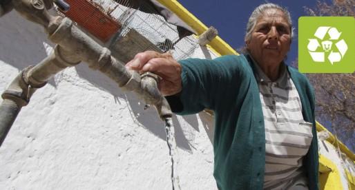 Estrés hídrico: ¿nos estamos quedando sin agua?