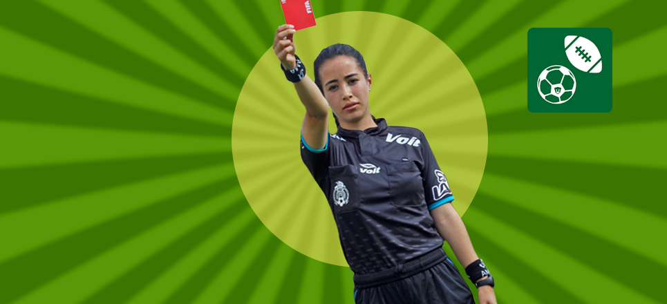 Katia Gracía, orgullo del deporte de la UNAM