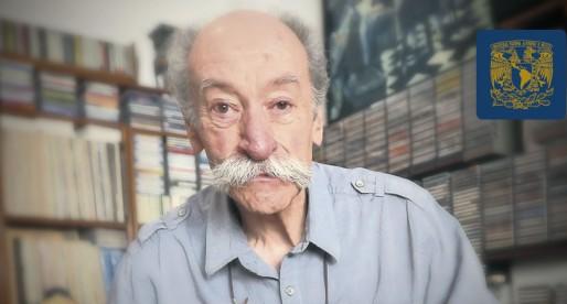 Jorge Ayala Blanco, institución de la crítica cinematográfica en México